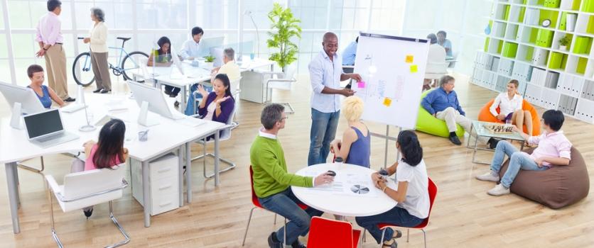 תקשורת עם עובדים בזמן שינוי ארגוני